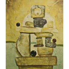 """Картина """"Камни"""", 50x60см"""