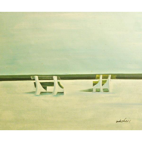 "Картина ""Отдых"", 50х60см"