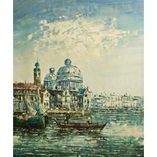 """Картина  """"Венеция 25"""", 50х60см"""