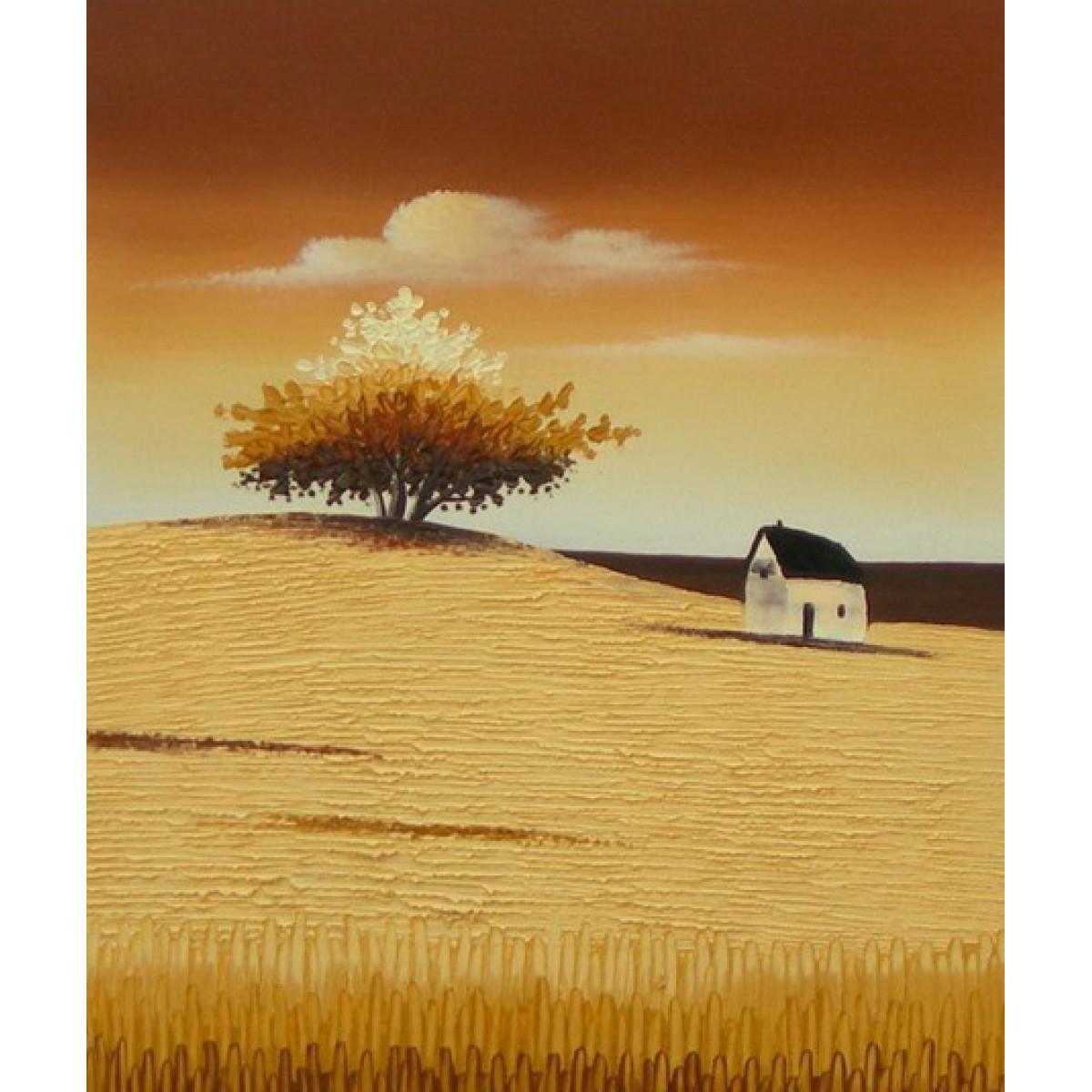 """Картина """"Австралия 3"""" , холст, масло, 50х60см"""