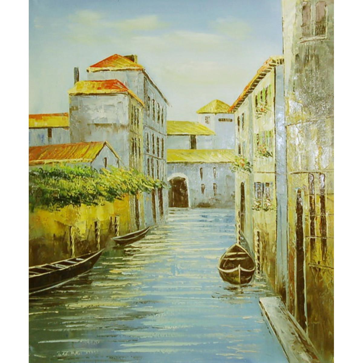 """Картина """"Венеция 3"""", холст, масло, 50х60см"""