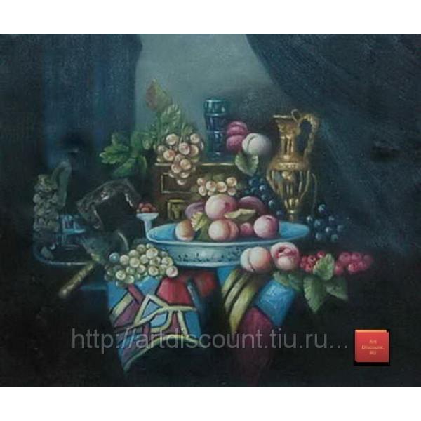 """Картина  """"Натюрморт"""", холст, масло, 50х60см"""