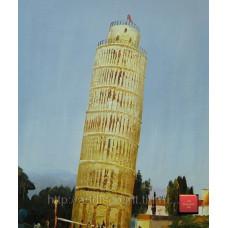 """Картина  """"Пизанская башня"""" холст, масло, 50х60см"""
