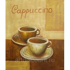 """Кофе"" холст, масло, 50х60см"