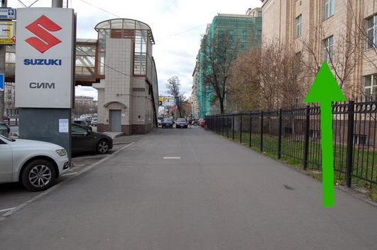 МАДИ Ленинградский проспект