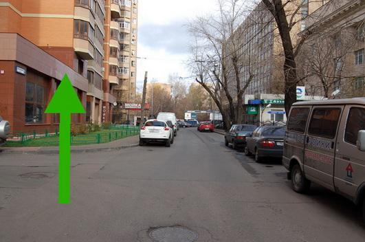 МАДИ Шебашевский переулок