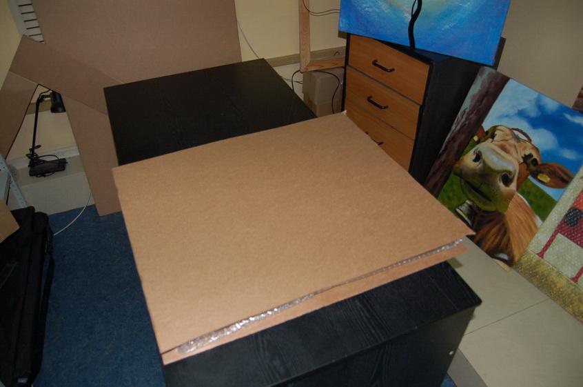 Упаковка картин 6